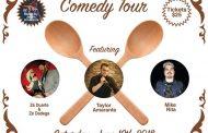 The Wooden Spoon Comedy Tour - San Jose 2018
