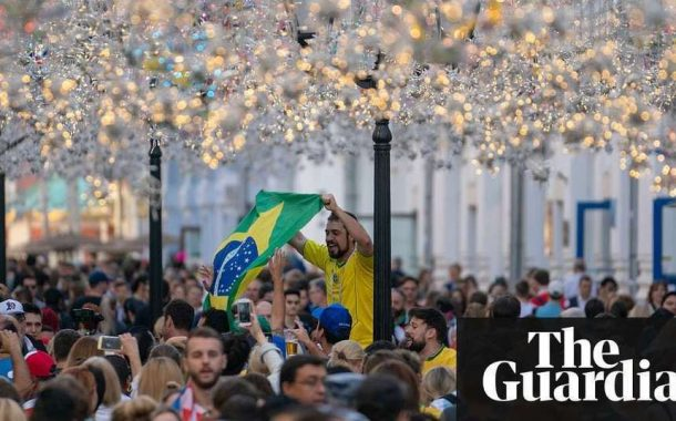 After off-pitch upheavals, team colours lose allure for some Brazil fans | World news | The Guardian
