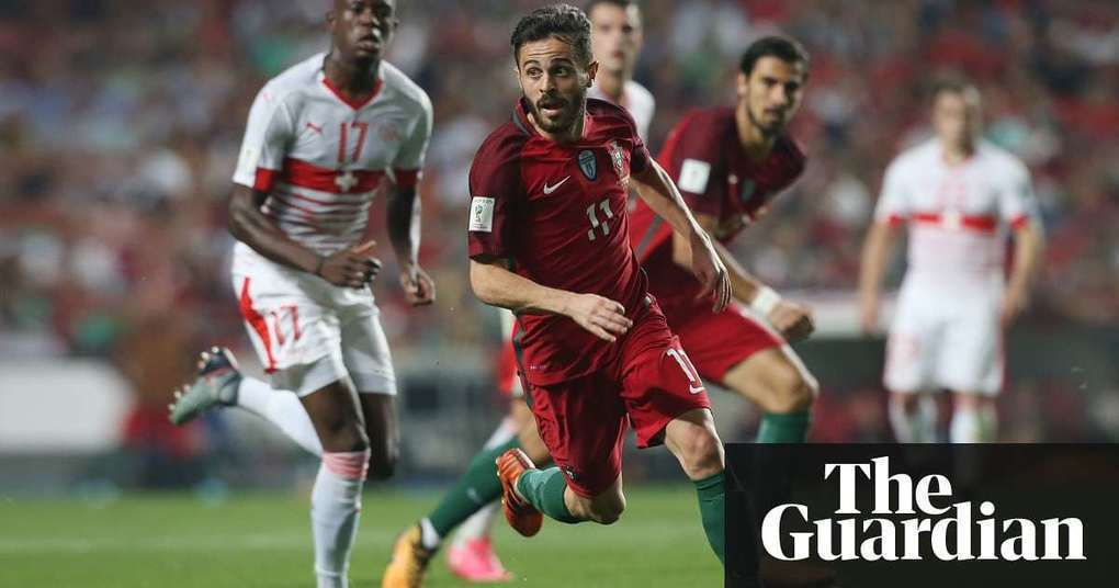Bernardo Silva: from Benfica reject to Portugal's heir to Ronaldo | Football | The Guardian