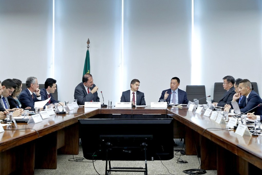 Brazil may increasingly use Macau as a platform to operate in China –