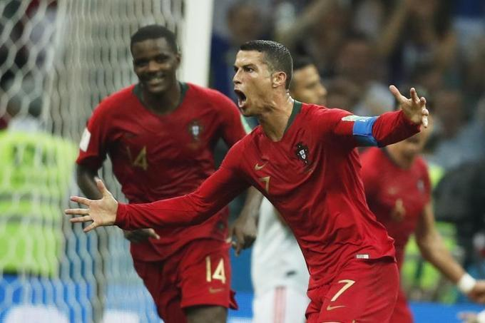 Cristiano Ronaldo Hat-Trick Earns Portugal Draw with Spain at 2018 World Cup | Bleacher Report | Latest News, Videos and Highlights