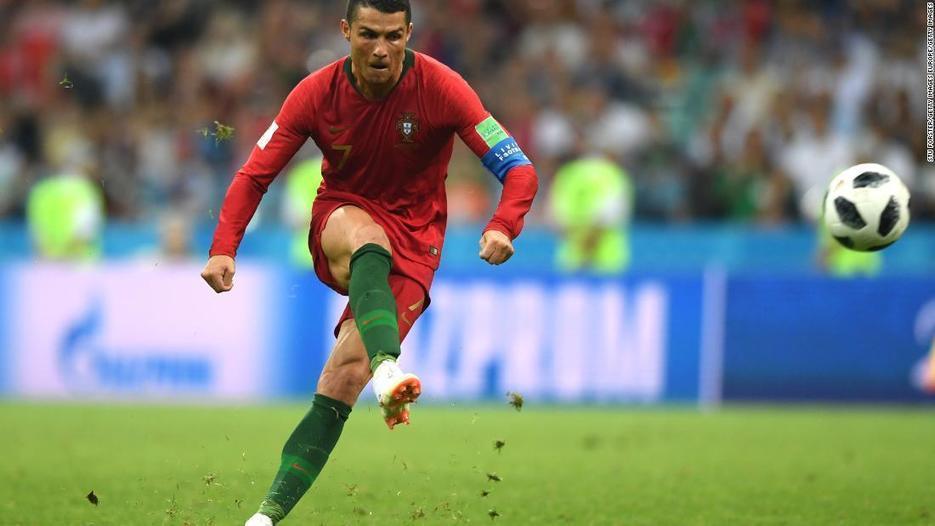 Cristiano Ronaldo: Portuguese commentator goes wild over CR7
