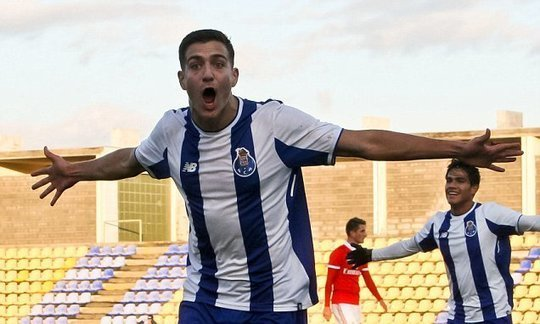 Diogo Dalot: Long tipped as one of Portugal's brightest prospects | Daily