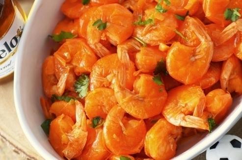 Easy Spicy Shrimp Mozambique Recipe