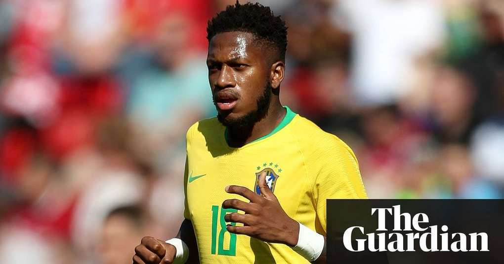 Fred can be the Red that José Mourinho has been looking for | Nick Miller | Football | The Guardian