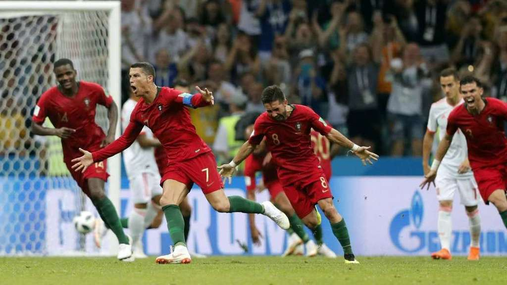 Goal-gasm: Hilarious Malayalam commentary to Cristiano Ronaldo's goal against Spain goes viral