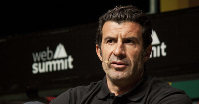 Interview: Football Legend Luis Figo Doesn't Own Cryptocurrencies, Yet