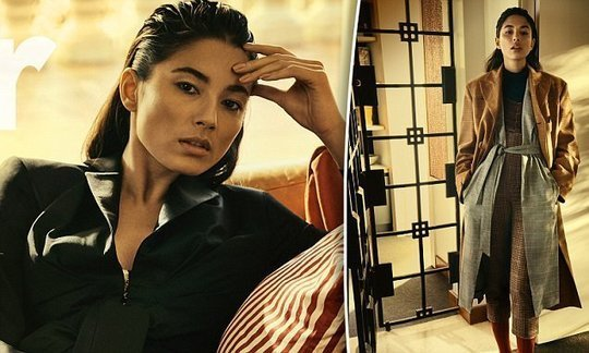 Jessica Gomes reveals she struggled to get noticed due to her Chinese and Portuguese heritage   | Daily