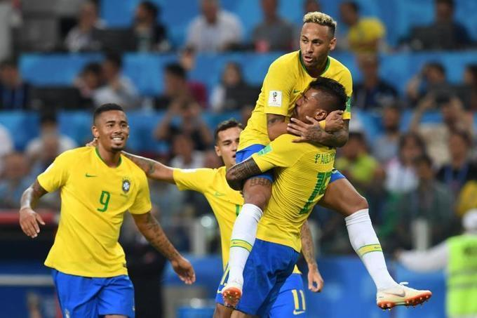 Neymar, Brazil Win Group E with Victory vs. Serbia at 2018 World Cup | Bleacher Report | Latest News, Videos and Highlights