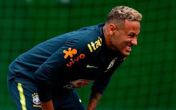 Neymar misses Brazil training for a second successive day