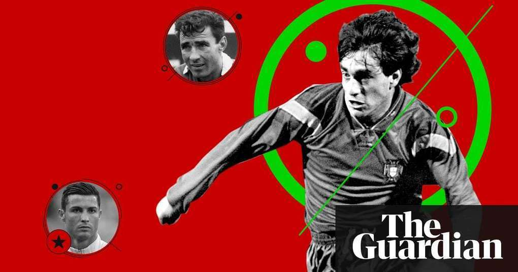 Paulo Futre picks his all-time Portugal XI | Football | The Guardian