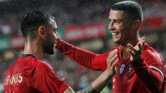 Portugal 3-0 Algeria