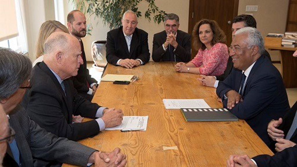 Portuguese Prime Minister Visits California To Boost Ties « CBS Sacramento