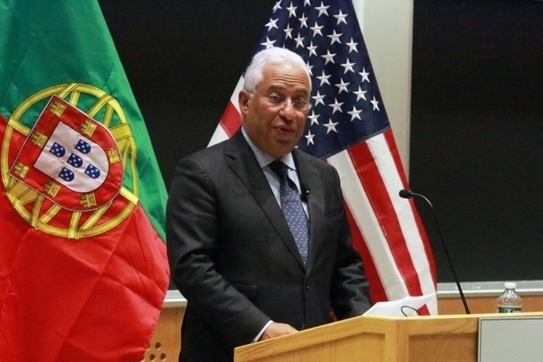 Prime Minister António Costa of Portugal champions innovation in MIT talk