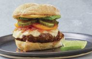 Spicy Mexican Burger - Recipe