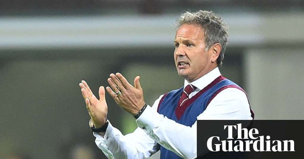 Sporting crisis deepens as Sinisa Mihajlovic sacked after nine days | Football | The Guardian