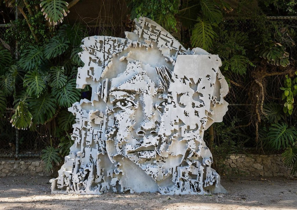 Street Art, Sculptures & Installations by Alexandre Farto – Inspiration Grid | Design Inspiration
