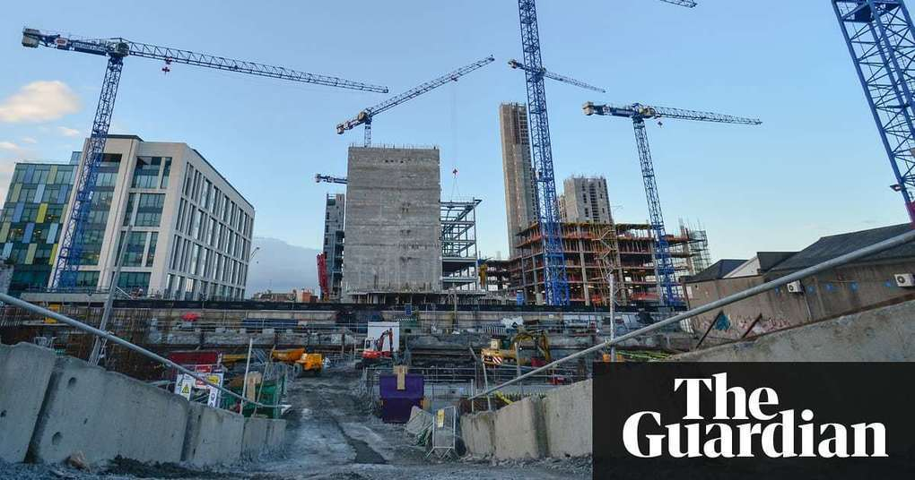 Ten years on, how countries that crashed are faring   Business   The Guardian