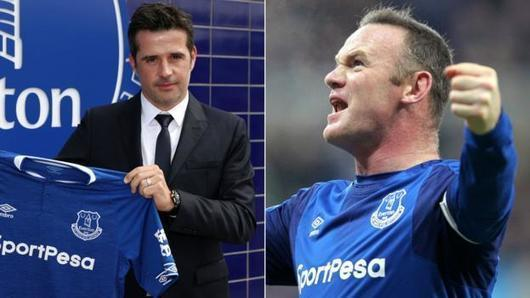 Wayne Rooney: Everton boss Marco Silva says 'club legend' could still stay