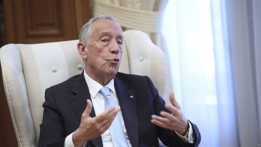White House Announces Visit by President of Portugal