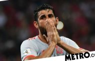 World Cup news: Mourinho blames Diego Costa decision for Spain draw | Metro News