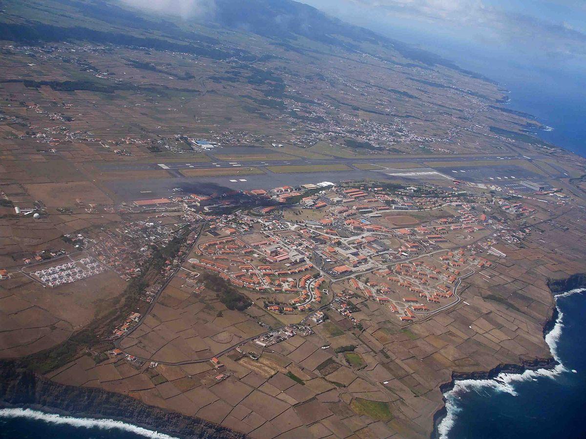 Lajes Field