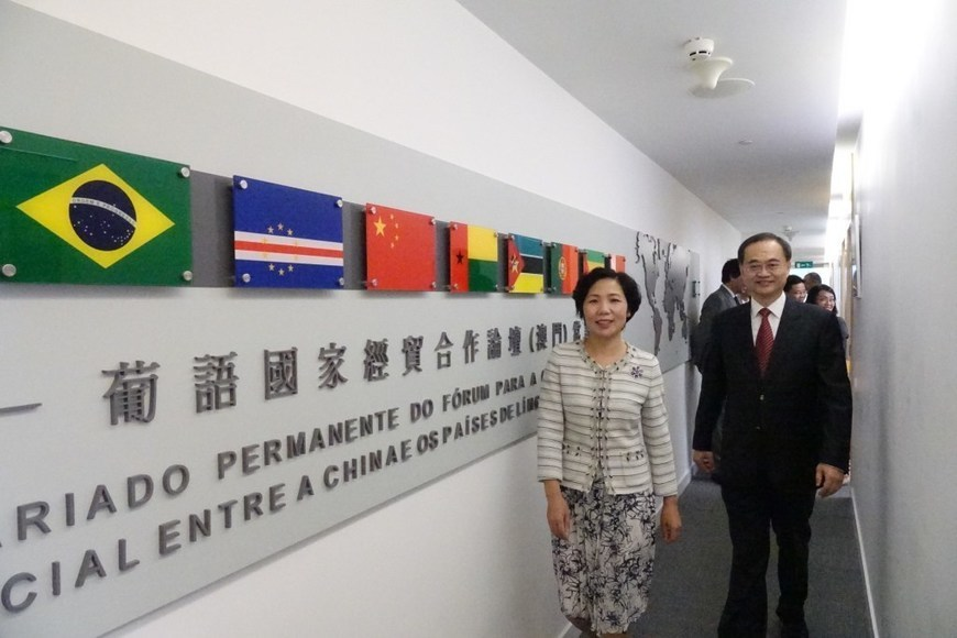 China's cooperation with Portuguese-speaking countries important in Chinese foreign relations –
