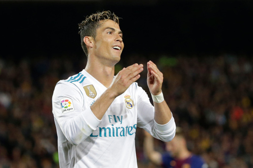 Facebook Watch In Talks For Soccer Reality Show On Cristiano Ronaldo