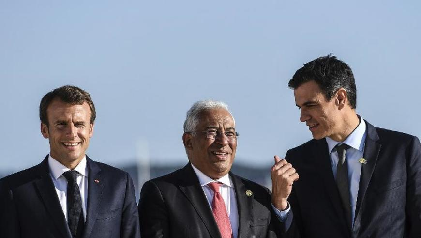 France, Portugal, Spain agree to build undersea power line - Europe