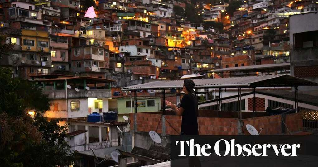 Geovani Martins: the favela-raised author hailed for capturing Rio's spirit | World news | The Guardian