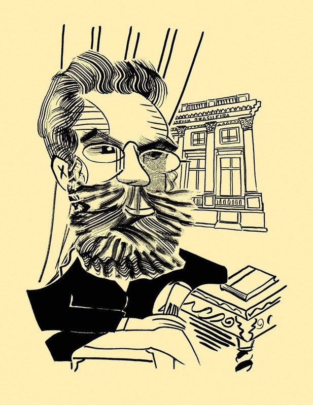 He's One of Brazil's Greatest Writers. Why Isn't Machado de Assis More Widely Read?
