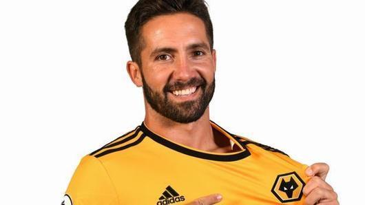 Joao Moutinho: Wolves sign Portugal midfielder from Monaco
