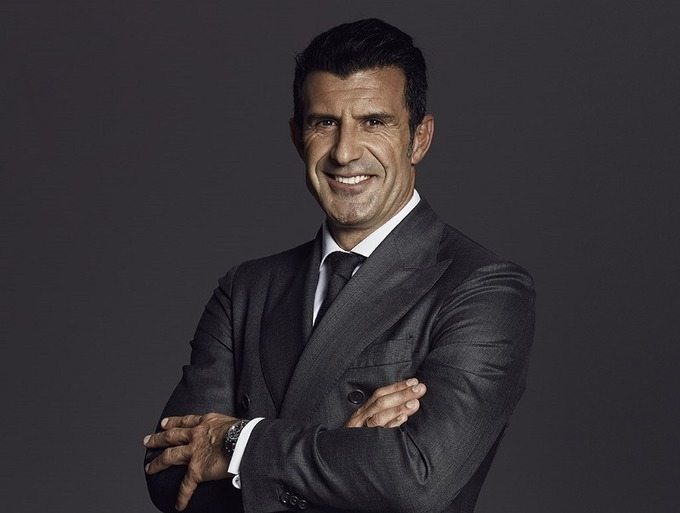 Luis Figo Finds The Perfect Stryking Partner – Irish Tech News