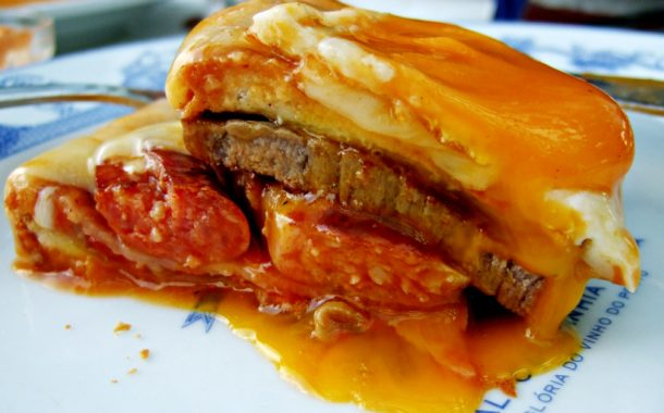 Meet the franceshina, the world's most decadent sandwich