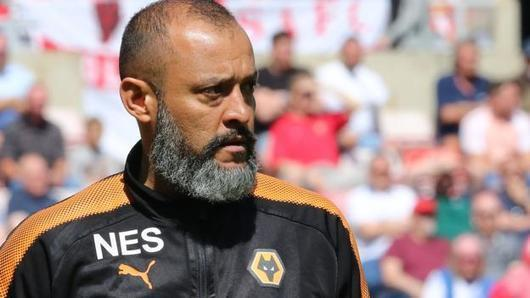 Nuno Espirito Santo: Wolves boss signs one-year contract extension