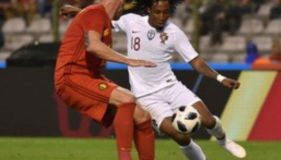 Portugal winger Gelson Martins joins Atlético Madrid