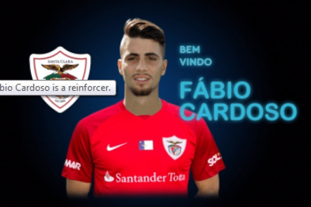 Rangers flop Fabio Cardoso joins Santa Clara on four-year deal just hours after leaving Light Blues