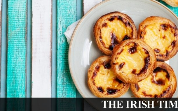 Who invented the Portuguese tart?
