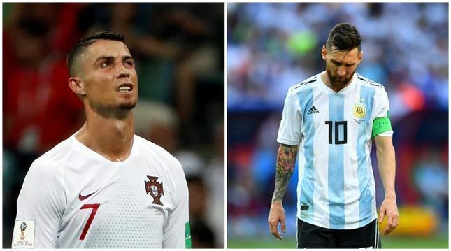 World Cup 2018: Husband dumps wife over Messi, Ronaldo's argument