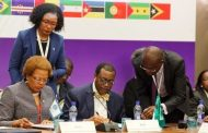 and Portuguese-speaking countries sign declaration to spur economic development in Lusophone Africa