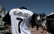 Cristiano Ronaldo's Juventus Shirts are Completely Sold Out
