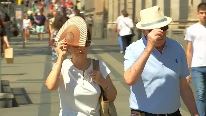 Heatwave sweeps Iberian peninsula | Euronews