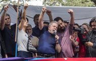 Jailed Lula is endorsed by Workers' Party for Brazil's top job