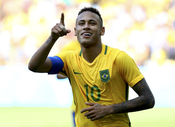 Neymar admits 'exaggerated' reactions at World Cup