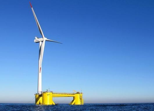 Portuguese win WindFloat double - Offshore Wind