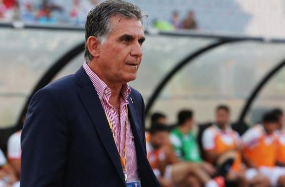 Queiroz to Stay as Iran Coach Until End of 2019 AFC Asian Cup