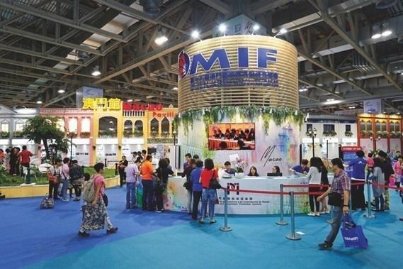 23rd Macau International Fair runs from 18 to 20 October 2018 –