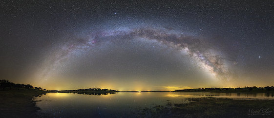 Behold, the Milky Way! Our Galaxy Glitters in This Spectacular Photo