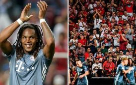 Benfica fans applaud Sanches after he scores against his former club | Daily