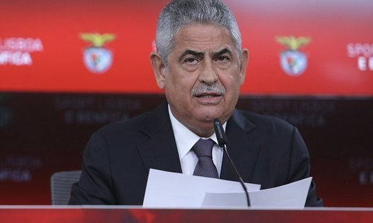 Benfica's president has vowed to clear the clubs name | Daily